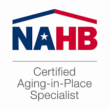 Certified Aging in Place Specialist by NAHB
