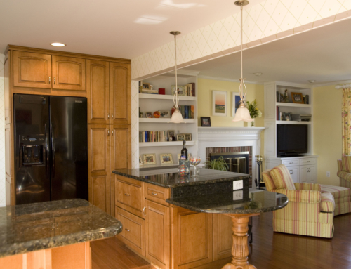 Lutherville Family Oriented Kitchen