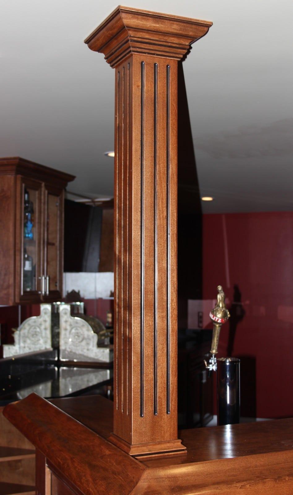 fluted-pillar