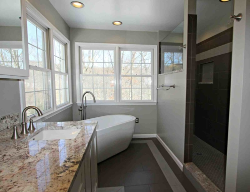 Parkton Freestanding Tub Bathroom