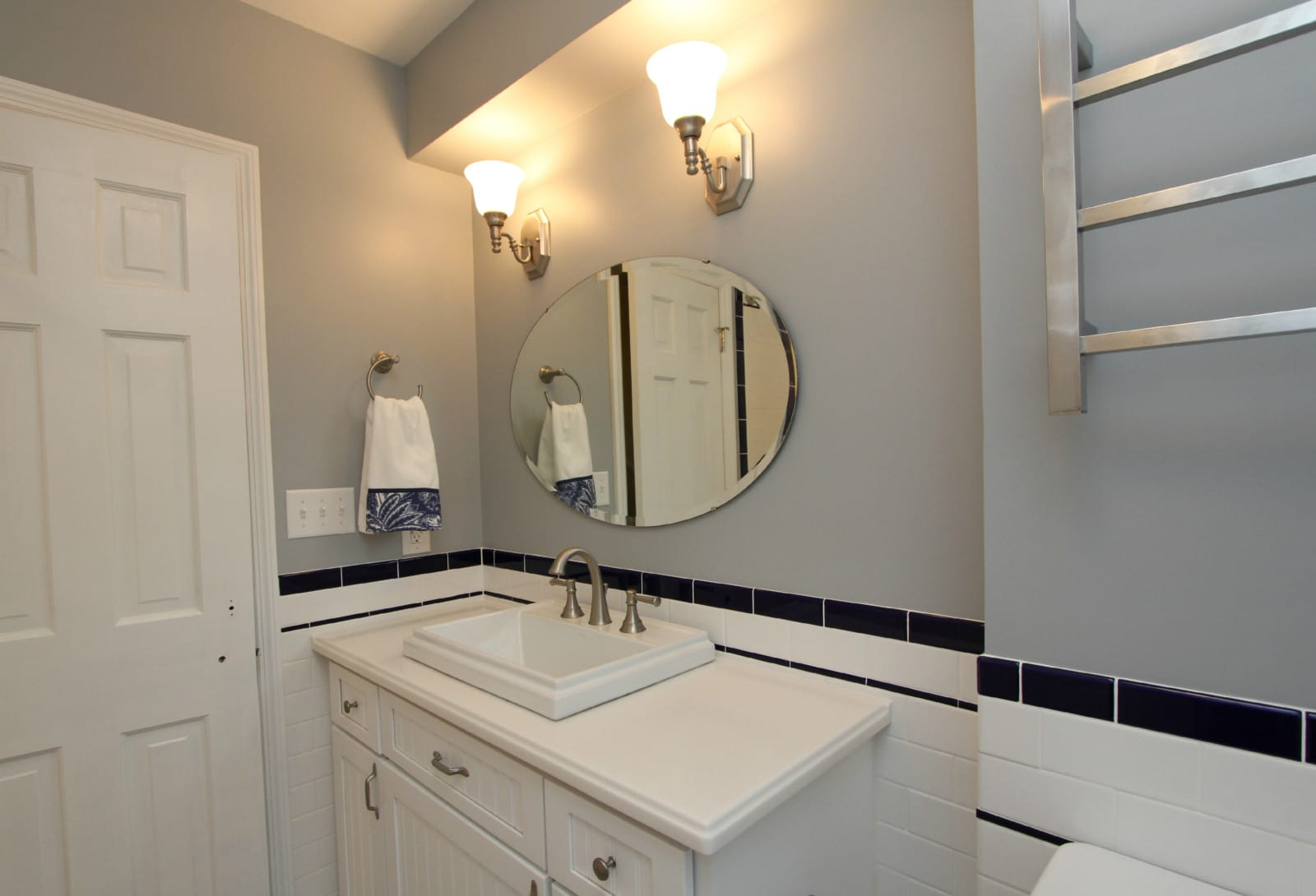 Bathroom Remodeling Sinks That Work Taylor Made Custom Contractors - Licensed bathroom contractors