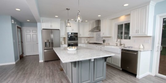 Kitchen Remodeling Taylor Made Custom Contracting Inc - Kitchen remodeling bel air md