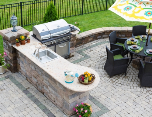 Backyard Entertaining Can Be Just That