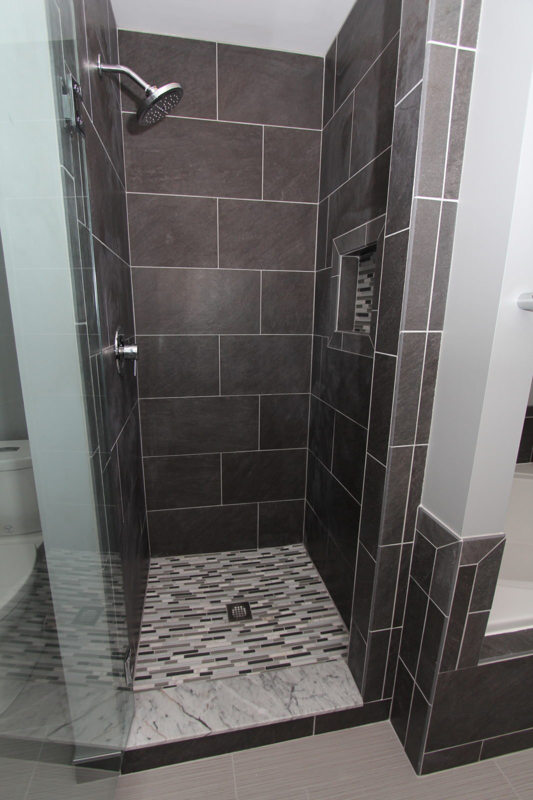 Bel Air Charcoal Shower