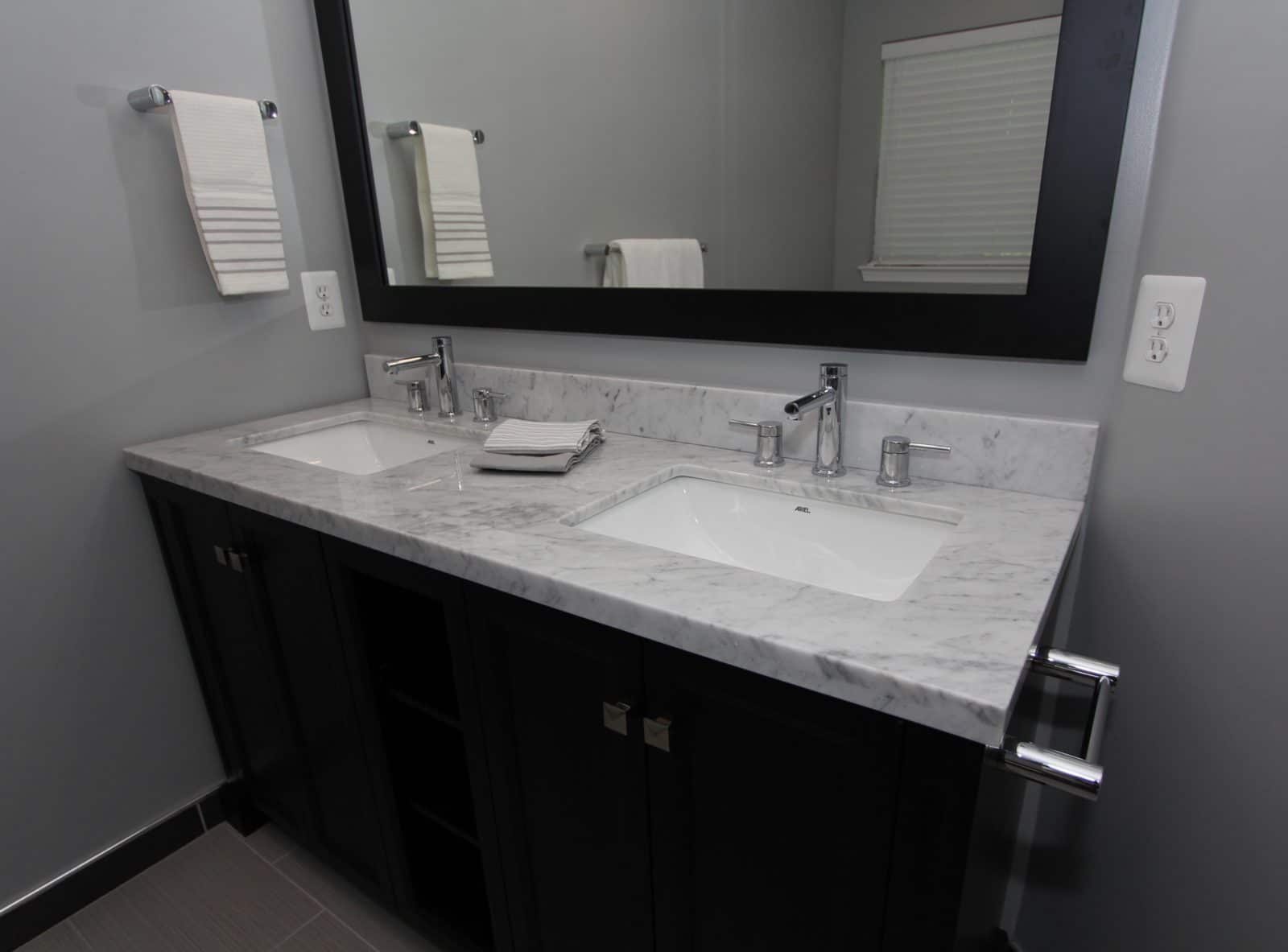 Bel Air Marble Top Vanity