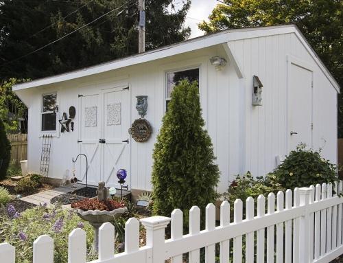Bel Air Backyard She-Shed Hideaway