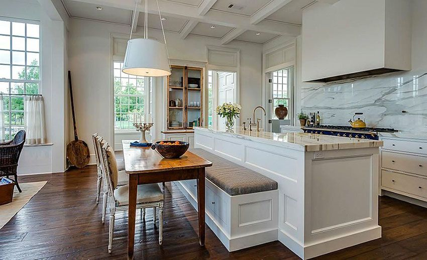 Kitchen Island Bench Seating